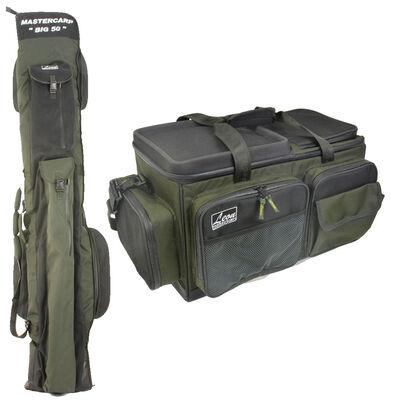 Pack bagagerie hoogendijk barrow + fourreau mastercarp - Packs | Pacific Pêche