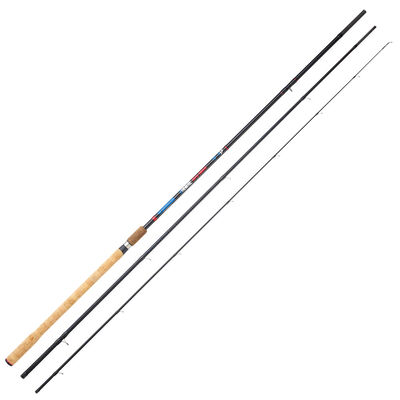 Canne anglaise garbolino zombie carp match 3.60m 10/50g - Cannes emboitements   Pacific Pêche
