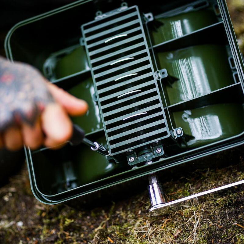 Ridgemonkey Advanced Bouillette Crusher seulement Neuf Pêche À La Carpe Appât Accessoires