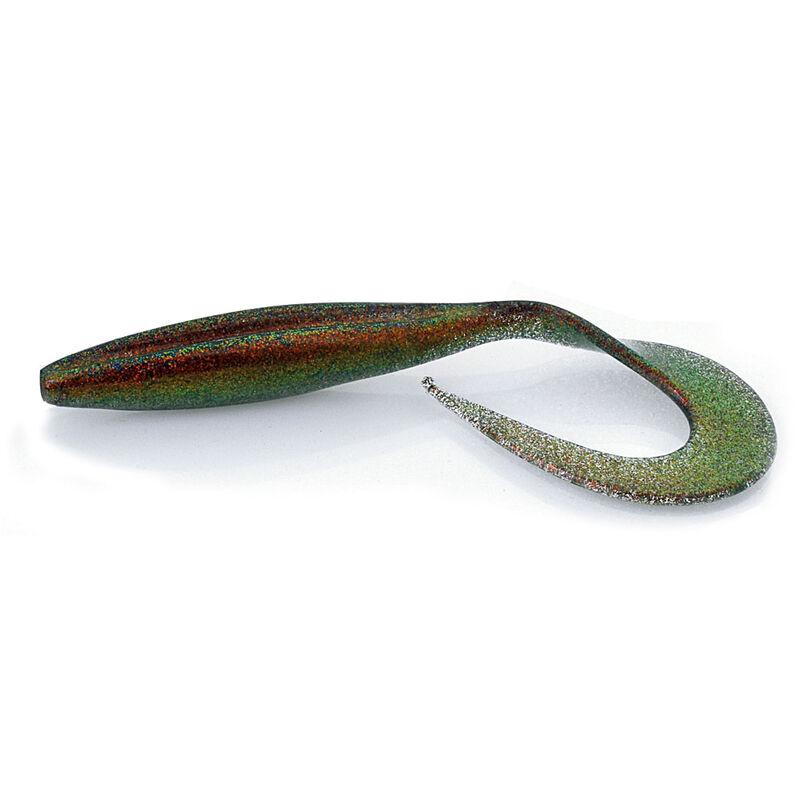 "Leurre souple virgule carnassier sawamura one up curly 3,5"" 8.4cm 3.8g (x6) - Virgules   Pacific Pêche"