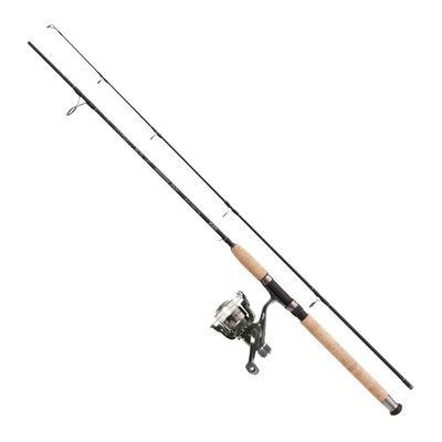 Ensemble lancer spinning carnassier redfish combo master's spinning 1800 advanced 1.80m 3-15g - Ensembles | Pacific Pêche
