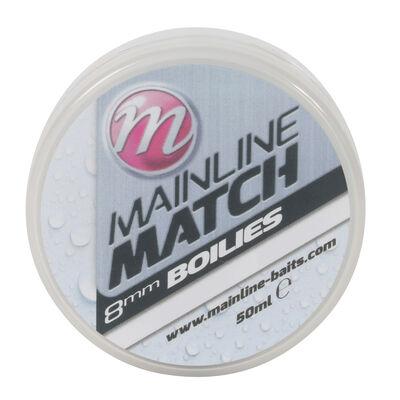 Micro-bouillettes coup mainline match boilies 8mm - Eschage | Pacific Pêche