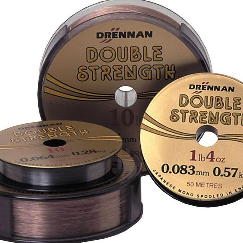 Nylon coup drennan double strenght 50m - Monofilaments BDL | Pacific Pêche