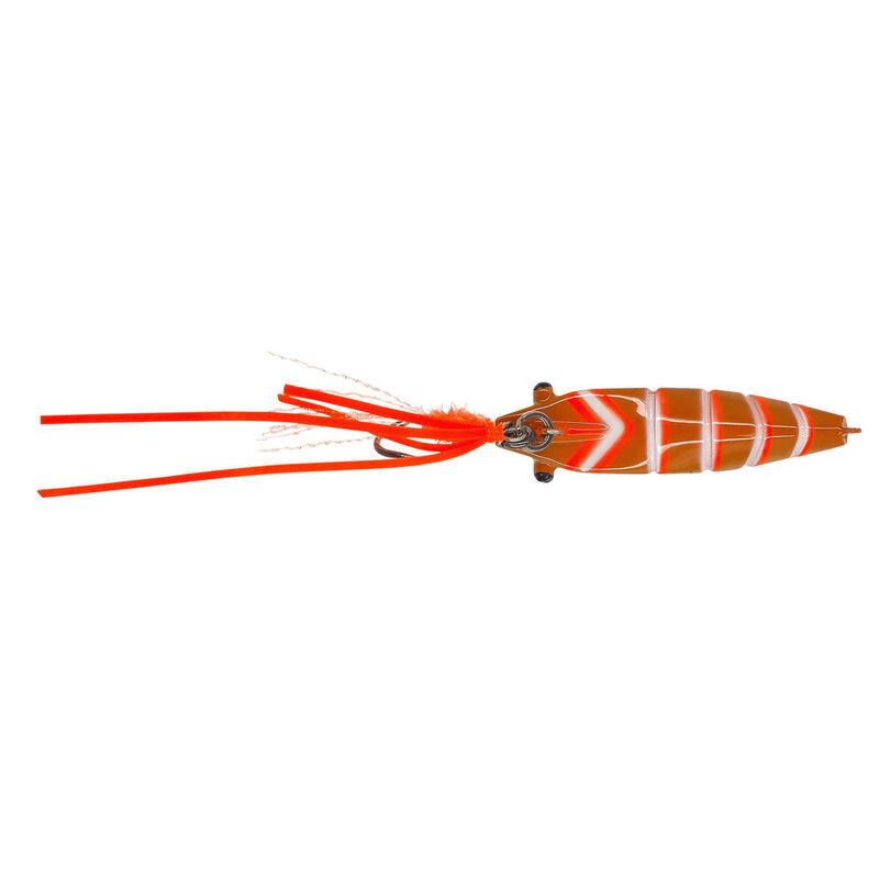 Leurre jig fiiish candy shrimp 90g - Leurres Madaï et Tenya | Pacific Pêche