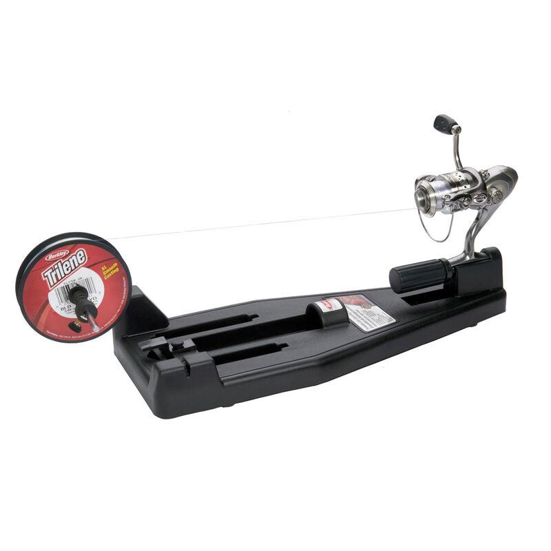 Station de remplissage pour moulinets spinning berkley portable line spooling station - Frein avant   Pacific Pêche