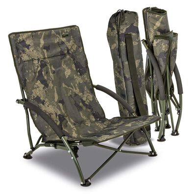 Chaise baisse pliante solar undercover camo easy chair - Levels Chair   Pacific Pêche