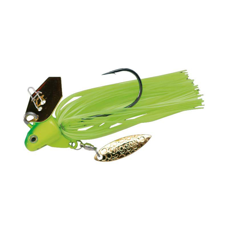Chatterbait carnassier jackson iga chatter 7g - Leurres chatterbaits | Pacific Pêche