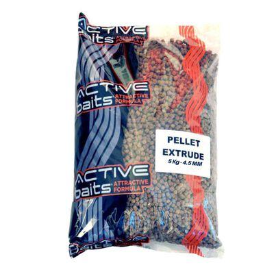 Pellets coup active baits extrudés 5kg - 4.5mm - Amorçage | Pacific Pêche