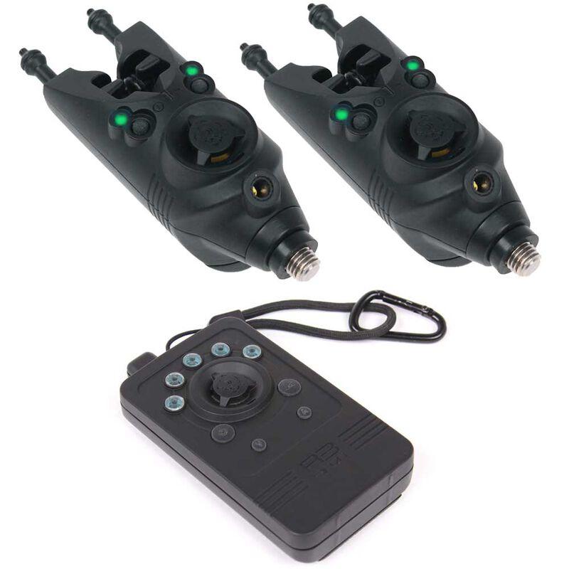 Pack nash 2 siren r3 vert + centrale siren r3 - Packs | Pacific Pêche