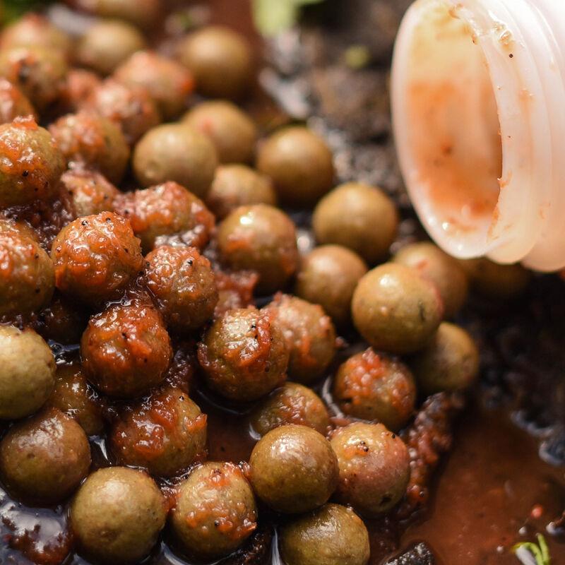 Liquide de trempage carpe cc moore whole krill extract 500ml - Liquides de trempage | Pacific Pêche