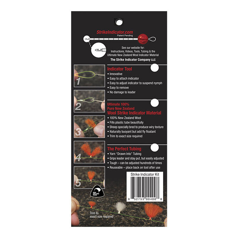 Indicateur mouche orvis new zealand indicator kit - Indicateurs | Pacific Pêche