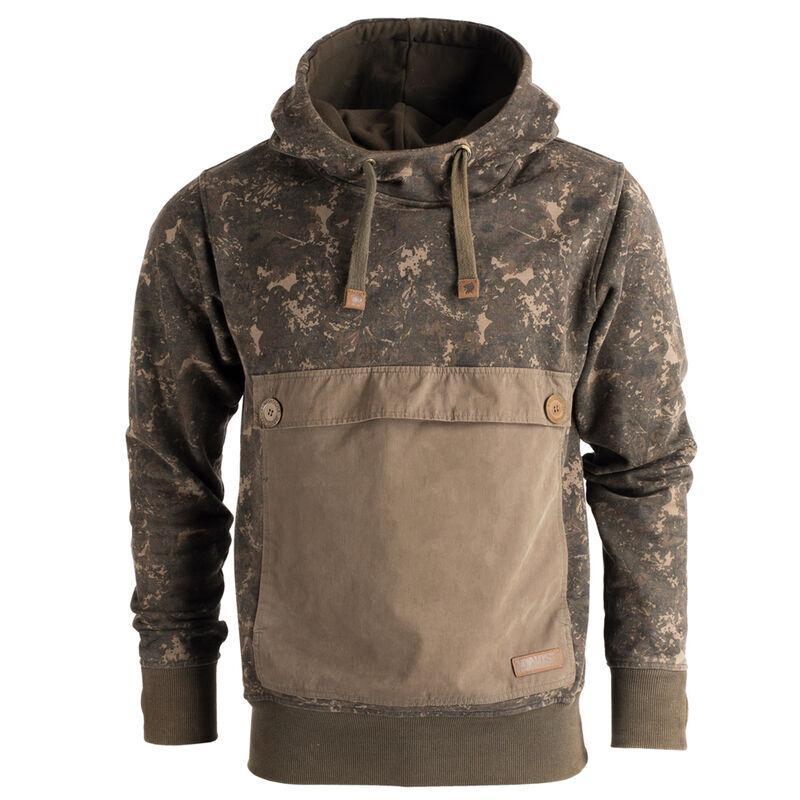 Sweat-shirt à capuche nash zt subterranean camo hoody - Sweats | Pacific Pêche