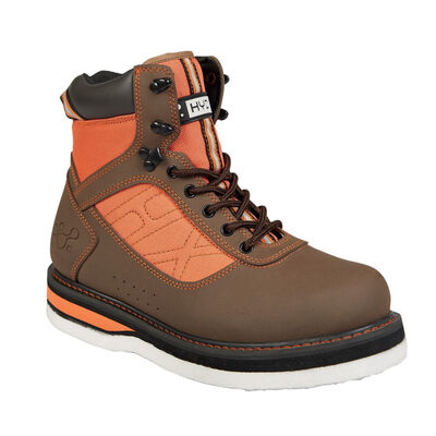 Chaussures de wading hydrox hx lacets feutre - Chaussures   Pacific Pêche
