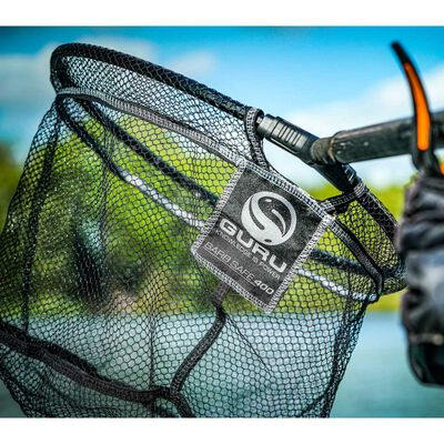 Tête d'  épuisette anti-accrocs guru  barb safe net 500 (50cm) - Têtes | Pacific Pêche