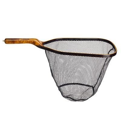 Epuisette raquette daïwa silvercreek rectangulaire manche décentré - Epuisettes | Pacific Pêche