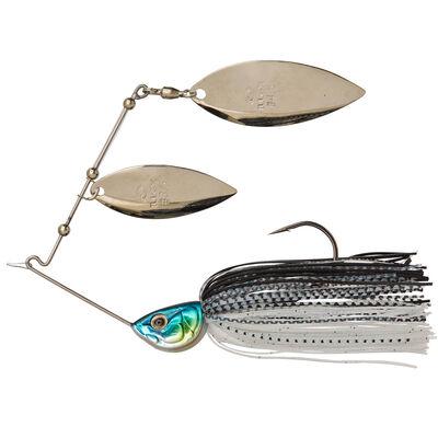 Leurre métallique spinnerbait carnassier illex crusher 35g - Leurres spinner Baits | Pacific Pêche
