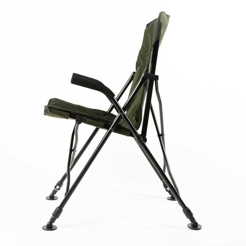 Pack confort mack2 bedchair + level chair carp addict - Packs   Pacific Pêche