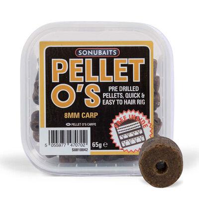 Pellets sonubaits o's carp 8mm 65g - Eschage | Pacific Pêche