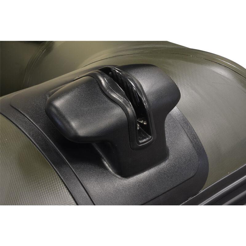 Pack navigation frazer bateau pneumatique caiman sr230 + moteur 30 lbs - Pneumatiques   Pacific Pêche