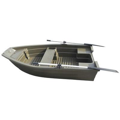 Barque armor la gartempe 250 brown olive - Plastiques | Pacific Pêche