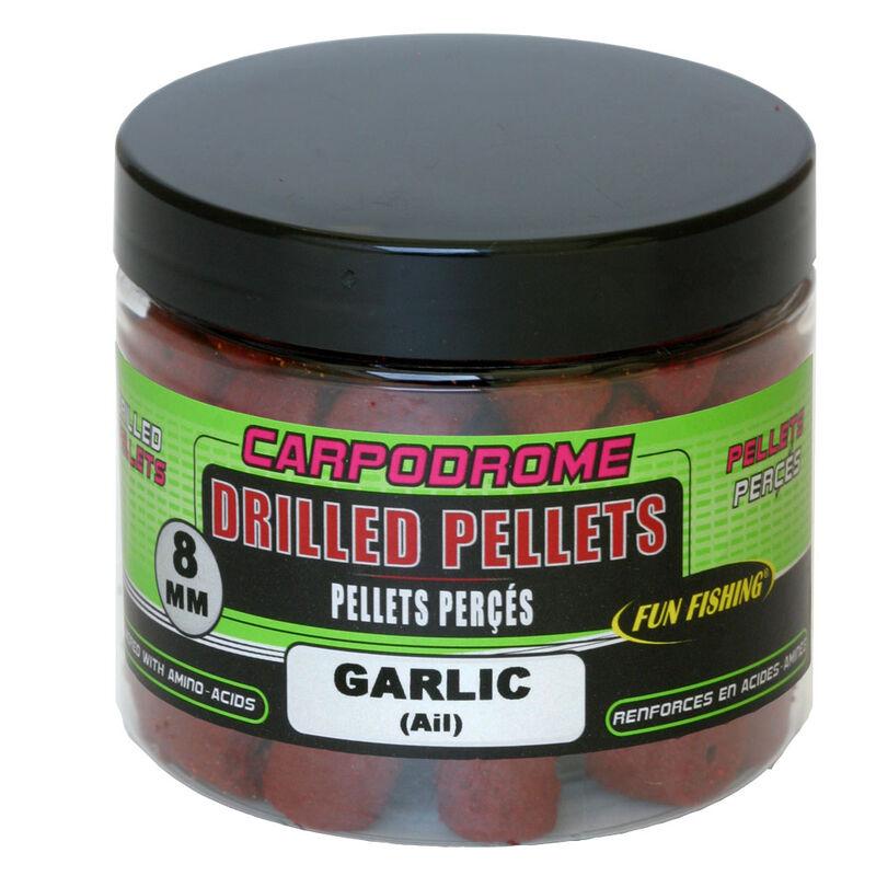 Pellets d'eschage coup fun fishing pellets perces ail 8mm 80g - Eschage | Pacific Pêche