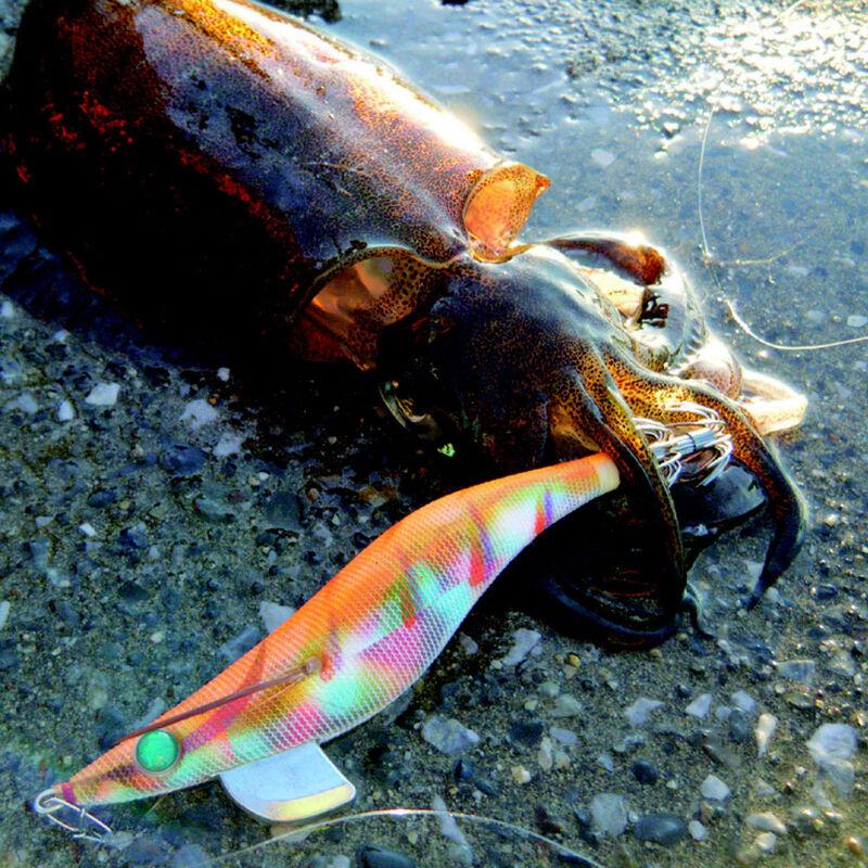 Turlutte mer yamashita egi sutte r 2.5 10cm 10g - Turluttes   Pacific Pêche