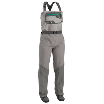 Wader respirant pour femme orvis women's ultralight convertible - Respirant | Pacific Pêche