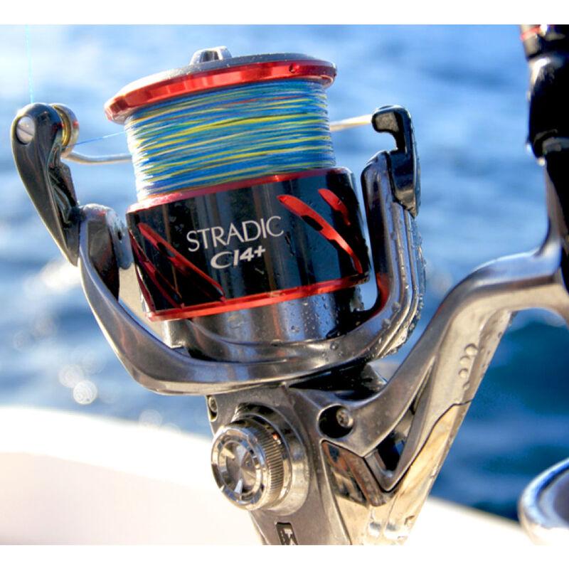 Moulinet shimano stradic ci4+ 4000fb - Frein avant | Pacific Pêche