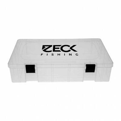 Boite zeck big bait compartment box l - Boîtes | Pacific Pêche