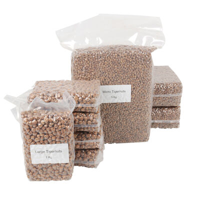 Graines sèches carpe active baits pack session tiger nuts - Sèches | Pacific Pêche