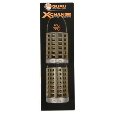 Cages feeder coup guru x-change bait up feeder (x2) - Cages Feeder | Pacific Pêche