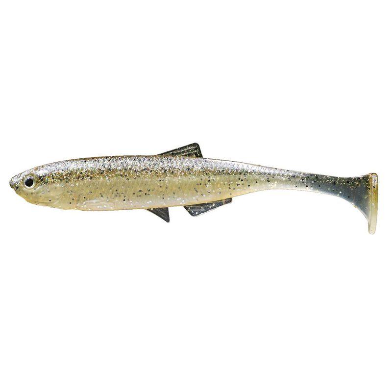 Leurre souple lmab bleak shad 9cm 4g (5 leurres par pochette ) - Leurres shads | Pacific Pêche