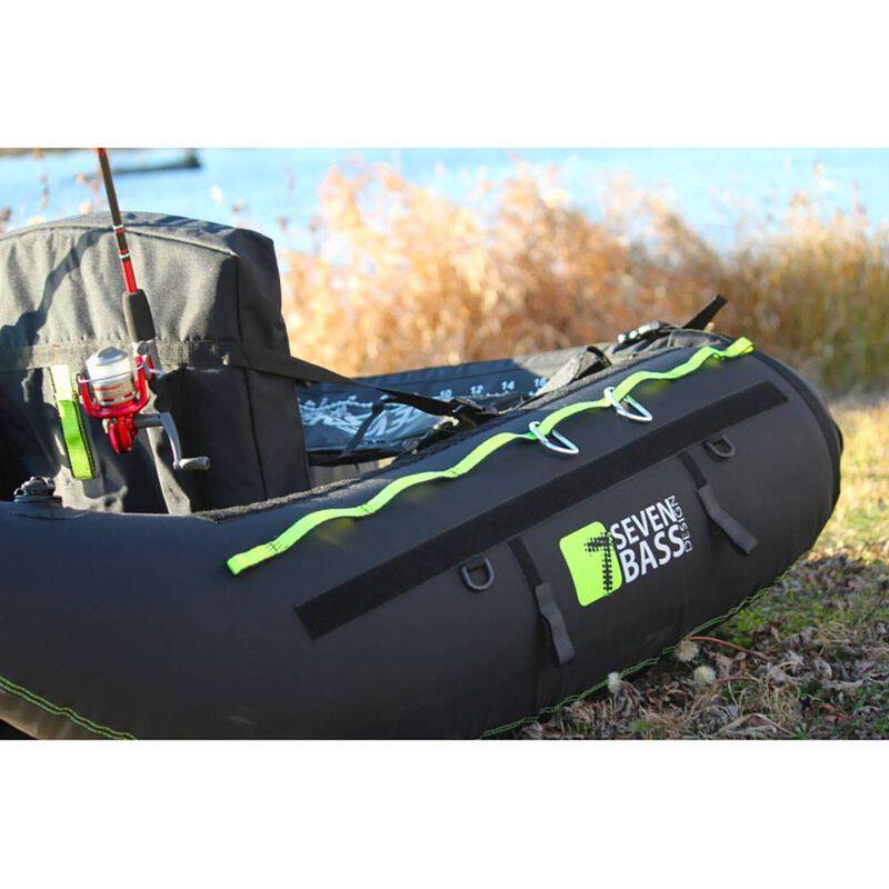 Float tube seven bass renegade bolt flex + sacoches - Floats Tube | Pacific Pêche
