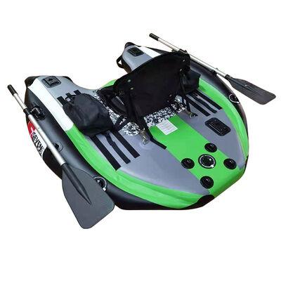Float tube seven bass flatform junior vert 170cm - Floats Tube | Pacific Pêche