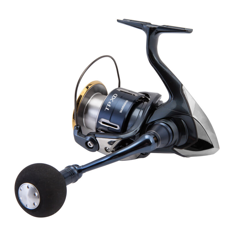 Moulinet shimano twin power xd taille 5000 xg - Tambour Fixe | Pacific Pêche