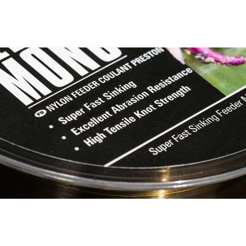 Nylon coup preston sinking feeder monofilament 150m - Monofilaments | Pacific Pêche