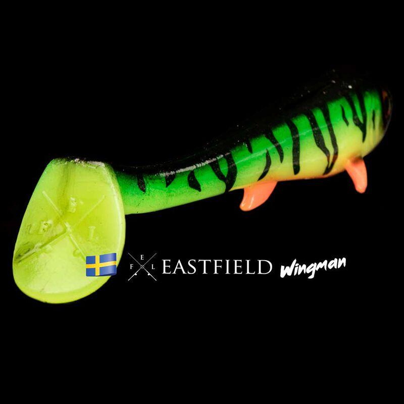 Leurre souple shad carnassier eastfield wingman xl 25cm 130g - Leurres shads | Pacific Pêche