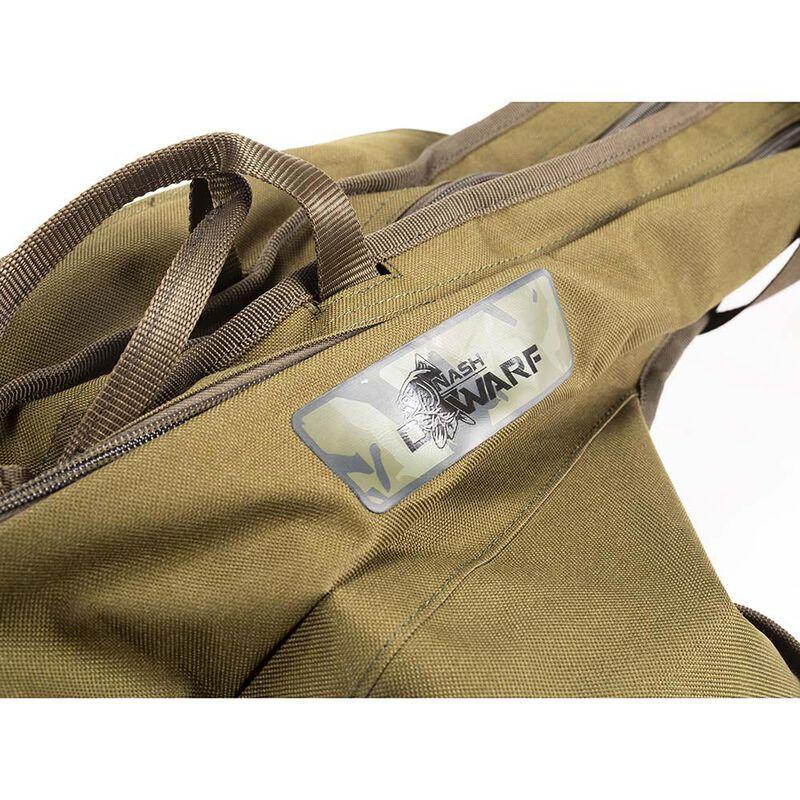 Pack 3 cannes dwarf es 10' 3lbs + un fourreau 10' 3 cannes + un tapis de réception dwarf sling mat large - Packs   Pacific Pêche