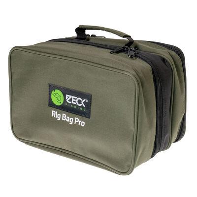 Sac silure zeck rig bag pro + boîte à accessoires incluse - Sacs | Pacific Pêche