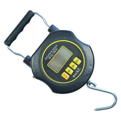 Peson carpe mack2 accurate digital scale 40 kg - Pesons | Pacific Pêche