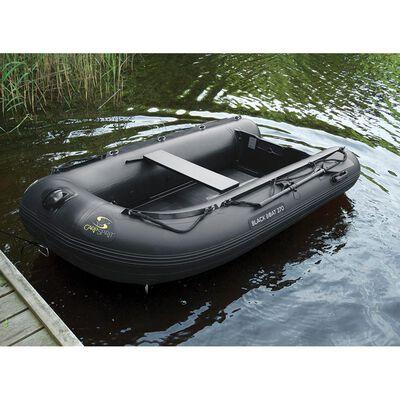 Bateau pneumatique carp spirit black boat 270wi (plancher gonflable) - Pneumatiques | Pacific Pêche
