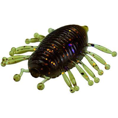 Leurre souple créature carnassier illex woodlouse 1.18 3cm (x6) - Créatures   Pacific Pêche