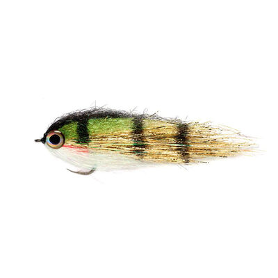 Streamer silverstone bass golden perch (h1/0) - Streamers | Pacific Pêche