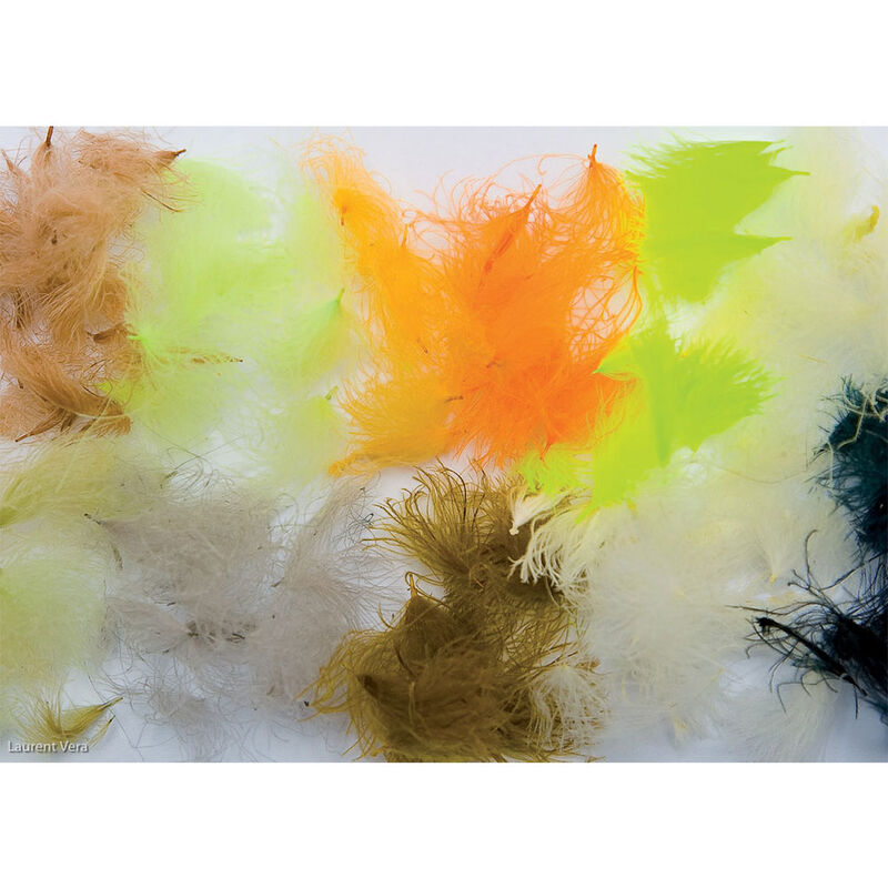 Fly tying plumes cdc puff jmc - Plumes   Pacific Pêche