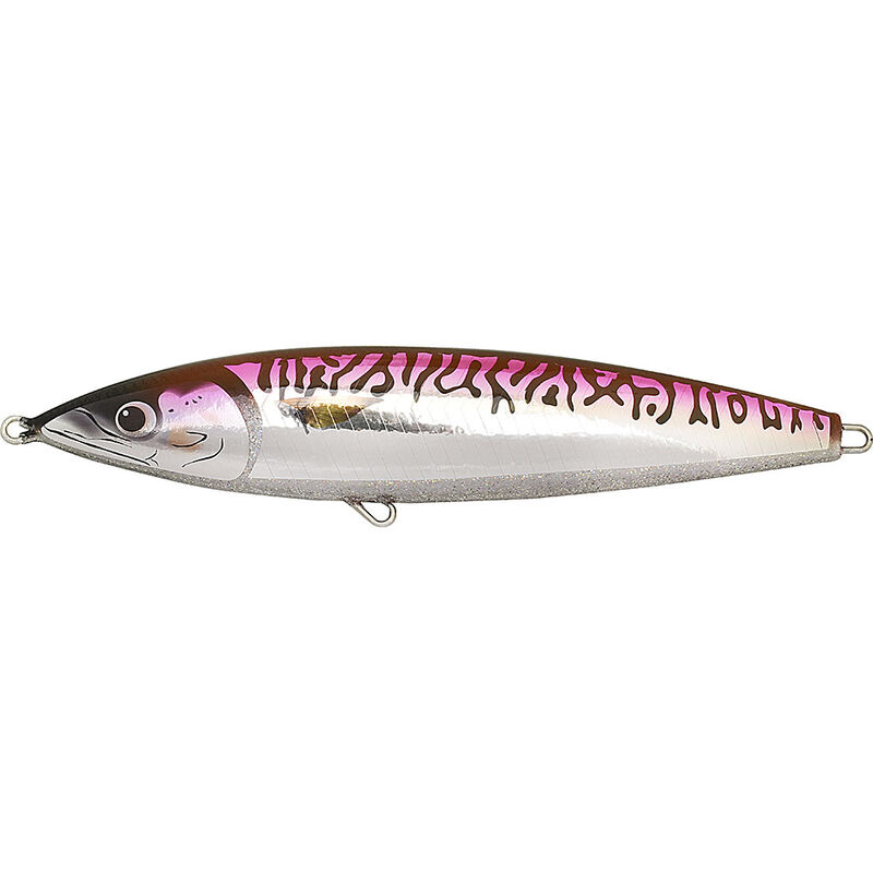 Leurre coulant fish tornado real mackerel 18cm 120g - Leurres poppers / Stickbaits | Pacific Pêche