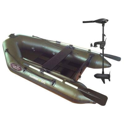 Pack navigation frazer bateau pneumatique caiman sr230 + moteur 30 lbs - Pneumatiques | Pacific Pêche