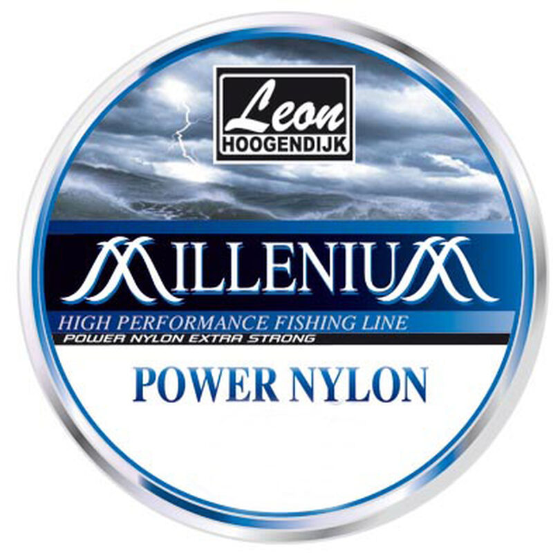 Nylon carpe leon hoogendijk millenium power nylon clair 1000m - Monofilament | Pacific Pêche