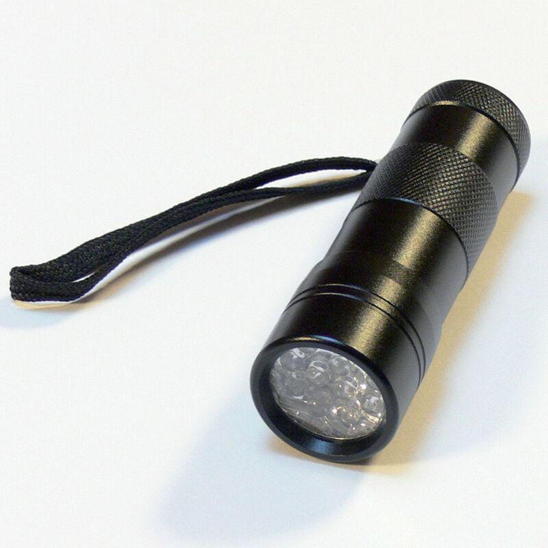 Mini torche uv flashmer - Leurres | Pacific Pêche