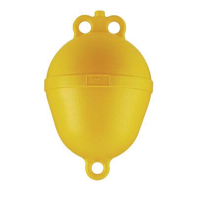 Bouee de mouillage plastimo jaune plastique rigide - Accastillage | Pacific Pêche