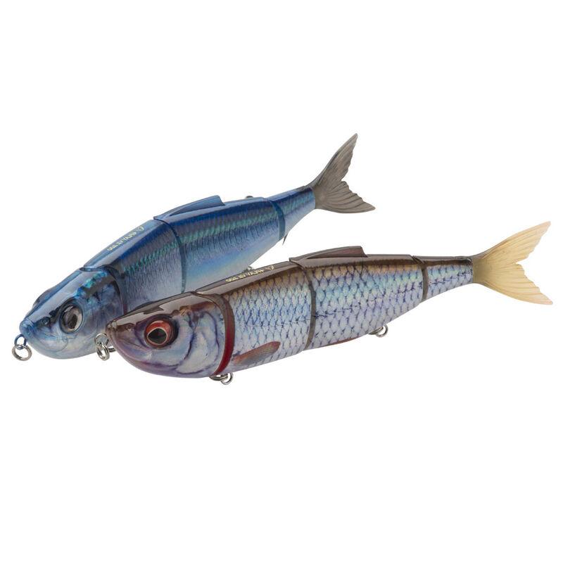 Leurre dur swimbait carnassier savage gear 4play v2 swim & jerk ss 16.5cm 35g - Swim Baits | Pacific Pêche